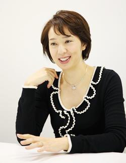 八塩圭子さん