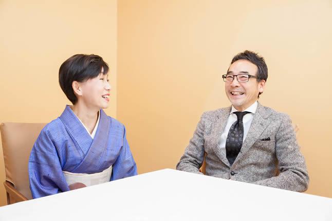 林高広(はやしたかひろ) 田中優子