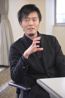 太刀川英輔さん