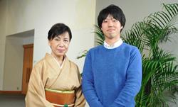 水柿 大地(みずがき だいち) 田中優子