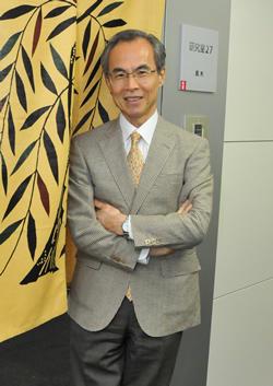 髙木晴夫教授