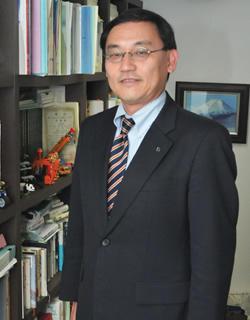 田中豊教授