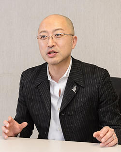 長岡 健教授