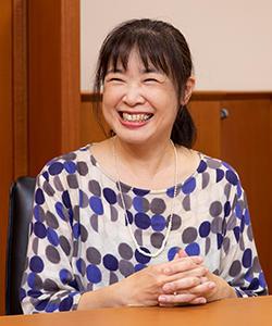 赤松 佳珠子教授