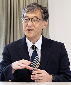 澤柿 教伸准教授