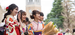 Spring 2021 graduation ceremonies held on March 25 and 26