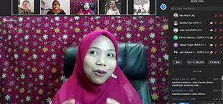 インドネシアにおけるフェミニズム運動の「新しい日常」