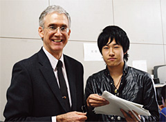 Prof. Thompson and Reo