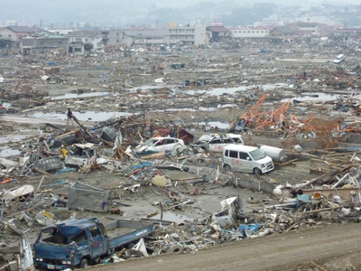 japanese earthquake aftermath essay